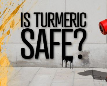 is turmeric safe