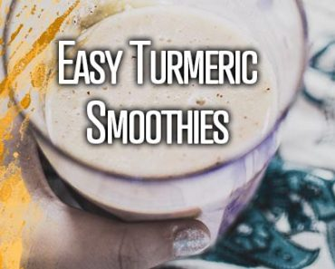 Easy Turmeric Smoothie