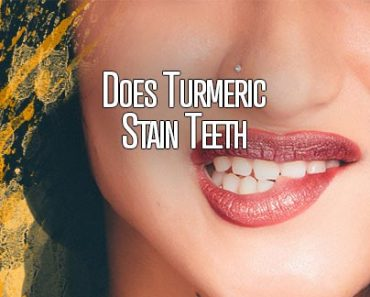 Does Turmeric Stain Teeth