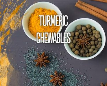 Turmeric Chewables