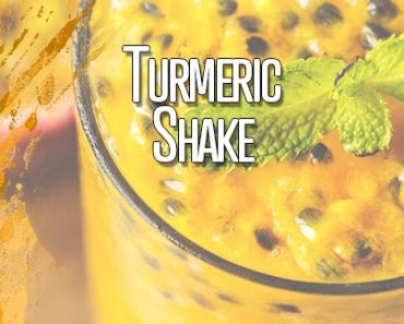 Turmeric Shake