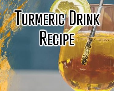 Turmeric Drink Recipe