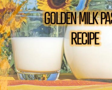 Golden Milk Paste Recipe