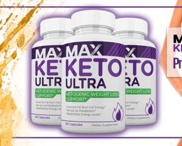 Max Keto Ultra Reviws