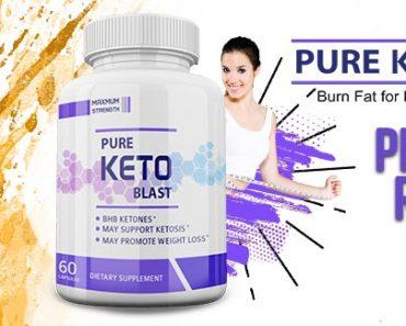 Pure Keto Blast Reviews