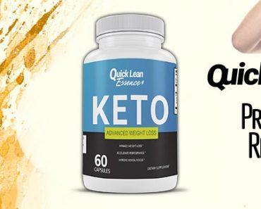 Quick Lean Keto