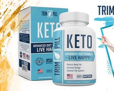 Trim Pill Keto Review