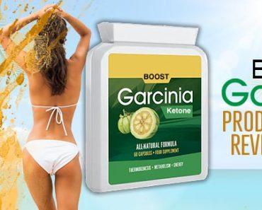 Boost Garcinia Ketone