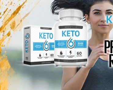 Keto 6 Ingredients