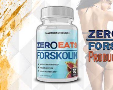 Zero Eats Forskolin