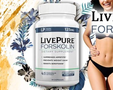 Live Pure Forskolin Review