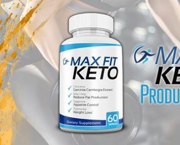Max Fit Keto Pills